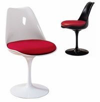 Eero Saarinen Tulip Side Chair (Armless)