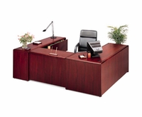 Executive �U?Desk - available in two sizes