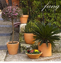 Fang Series Traditional Pots & Planters by Vondom