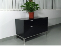 Florence Knoll 2-Unit Credenza 2 Box-Drawer