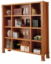 "Frank Lloyd Wright Bookcase - 79""H"