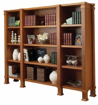 "Frank Lloyd Wright Bookcase - 99""H"