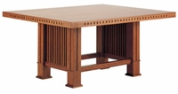 Frank Lloyd Wright Rectangular Table