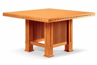 Frank Lloyd Wright Square Table