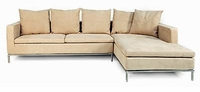 Giordano Sectional with Chaise