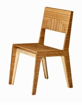 Hollow Dining Chair by Brave Space Design