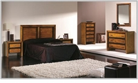 Japon Chest of 3 drawers in cherry