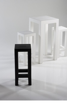 JUT BAR STOOL - TABURETE