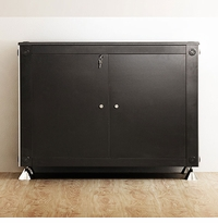 KIN Credenza Storage Unit w/ Doors by Ezgo