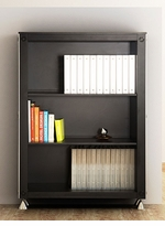KIN Mid-Height Open Bookcase by Ezgo
