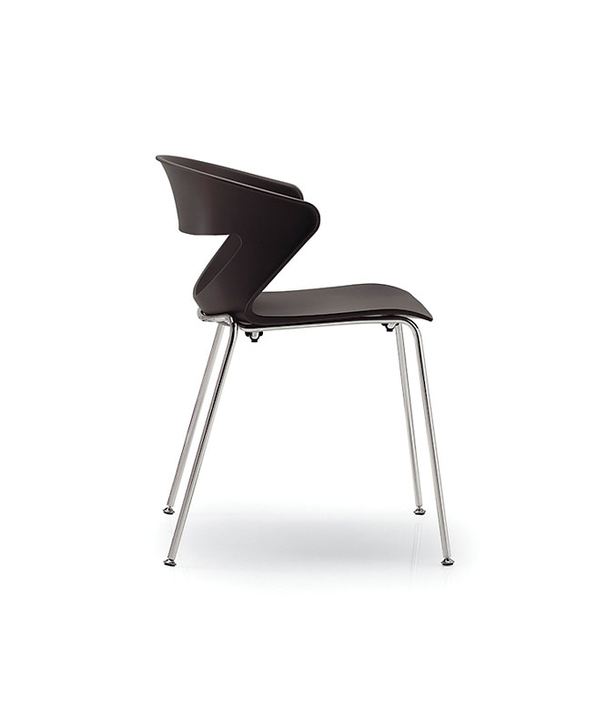 Kreature,  4 Leg Chair-Arka Design - Click to enlarge