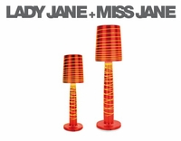 Lady Jane & Miss Jane Garden Lamps