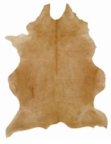 Latte Cow Hide Rug
