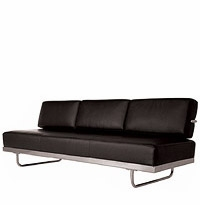 LC5 Le Corbusier Sofa Bed Chaise Daybed
