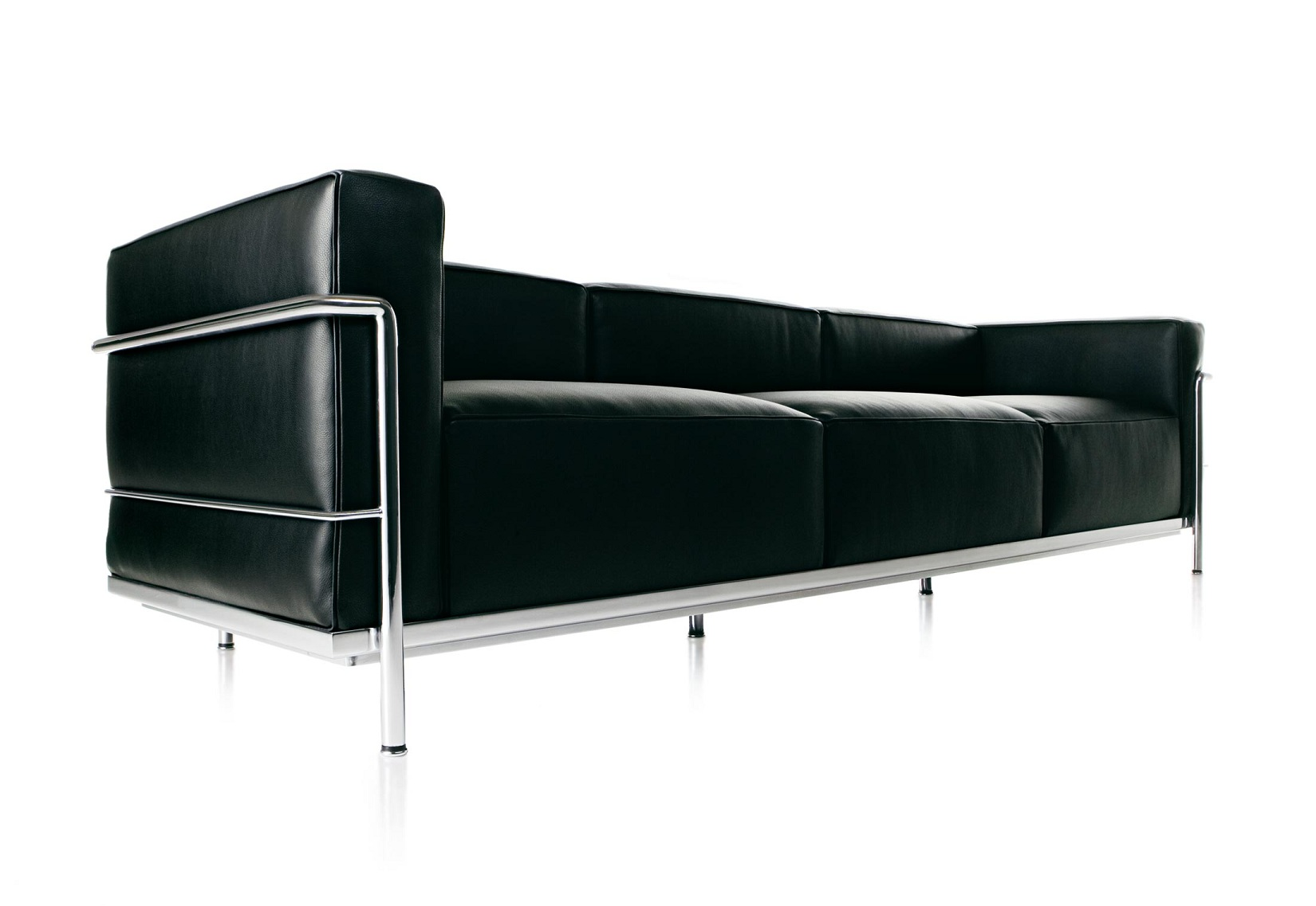 Le corbusier extra grande confort sofa for Le corbusier sofa nachbau