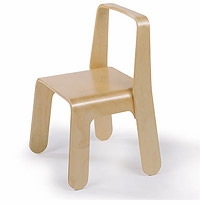 Look-at-Me Kid's Chairs by Eric Pfeiffer - Set of 2