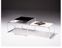Marcel Breuer Laccio Nesting Table - Laccio Long