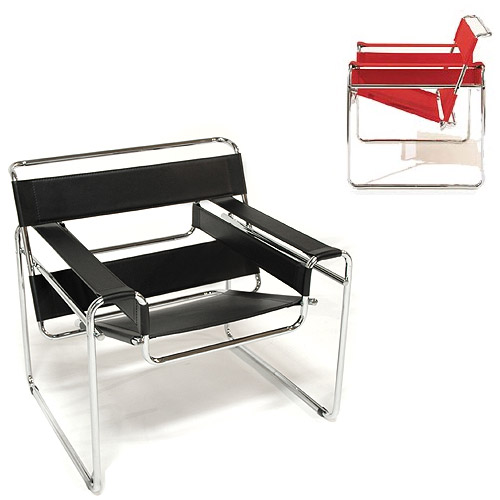 Marcel Breuer Wassily Chair - Click to enlarge  sc 1 st  Gibraltar Furniture : wassily chairs - lorbestier.org