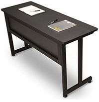 "Modular Training/Utility Table 55"" x 20"""