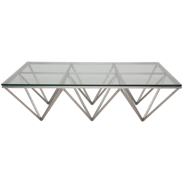 Origami Large Rectangular Coffee Table   Click To Enlarge