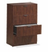 OfficeSource FOUR DRAWER LATERAL FILE, PL184