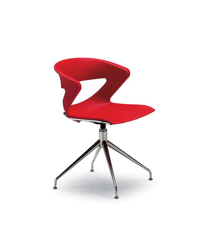 Pedestal Based Swivel Chair
