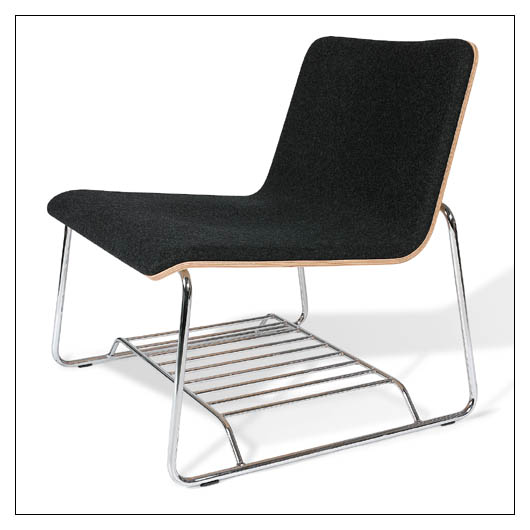 Perch Lounge Chair By Eric Pfeiffer   Click To Enlarge