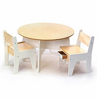 Play-a-Round Activity Table for Kids / Nursery by Roberto Gil