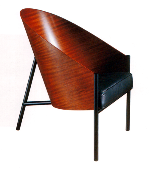 shop pratfall chair by philippe starck by philippe starck at