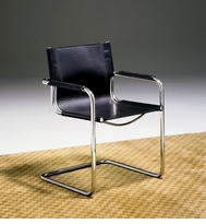 Roma,  Arm Chair-Mart Stam