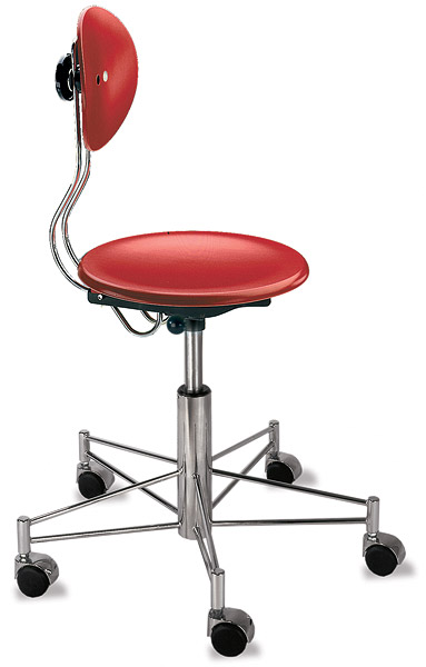 SBG 41 Swivel Chair with Brussels Frame by Wilde + Spieth - Click to enlarge