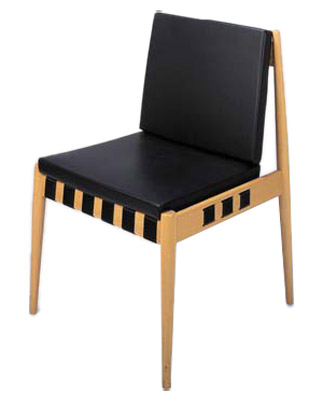 SE 121 Danish Modern Chair by Wilde + Spieth - Click to enlarge