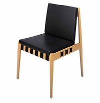 SE 121 Danish Modern Chair by Wilde + Spieth