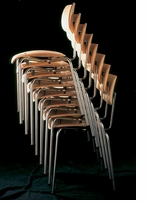 SE 68 Stackable Chair by Wilde + Spieth - Click to enlarge