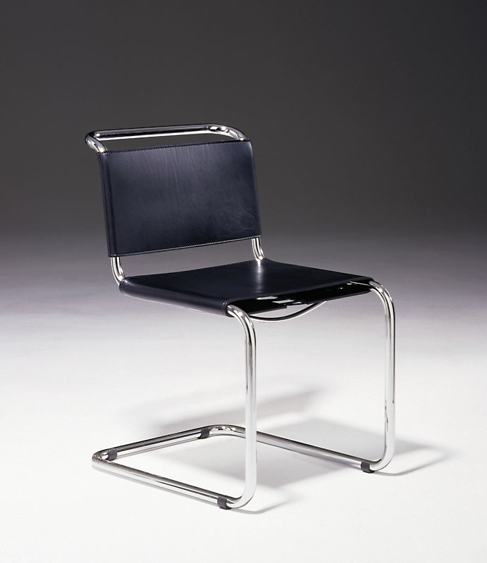 Stam Chair,  Side Chair-Mart Stam - Click to enlarge