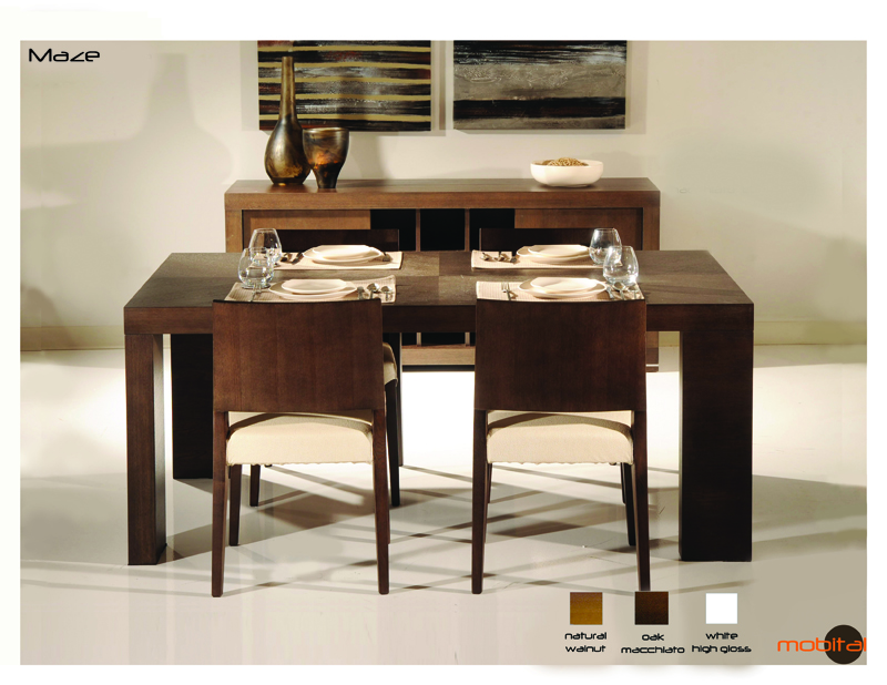Delightful Tables By Mobital Furniture