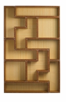 Tetrad Bamboo Shelves by Brave Space Design - 10-Piece Set