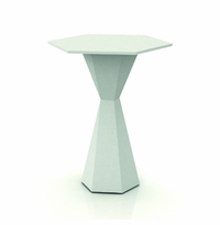 VERTEX HEXAGONAL 23.6'' TABLE