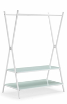Xert Coat Shelf White