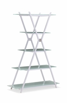 Xert Narrow Shelf White