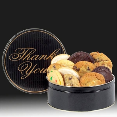 """A Big Thank You"" Cookie Tin"