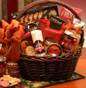"""""""A Grand Thank You"""" Corporate Gourmet Gift Basket"""