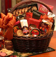 """A Grand Thank You"" Corporate Gourmet Gift Basket"