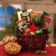 """""""An Old Fashioned Christmas"""" Gift Basket"""