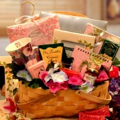 Because You're Special Gift Basket