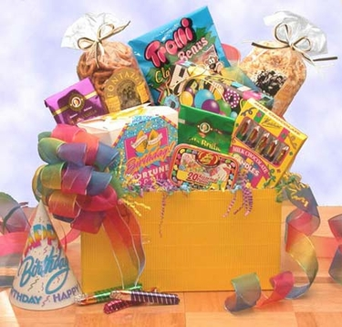 Bright Birthday Surprise Gift Box