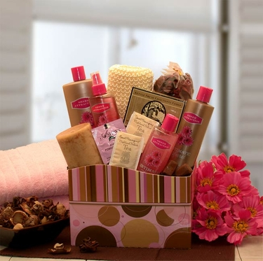 Day At The Spa Women's Gift Box