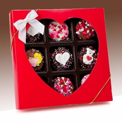 Double Dipped Chocolate Oreo's Gift Box