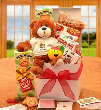 Get Well Sunshine Care Package