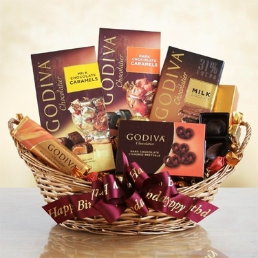 Godiva Chocolate Lover's Birthday Surprise